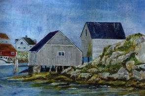 SOLD Peggy's Cove II