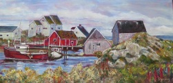 SOLD Peggy's Cove I