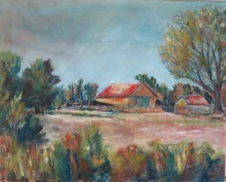 SOLD Late Afternoon on Bull Run