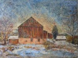 SOLD Winter's Barn