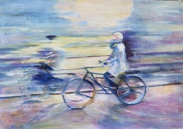 SOLD Whizzing By