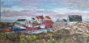 View from Peggy's Cove