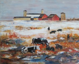 SOLD Contented Cows