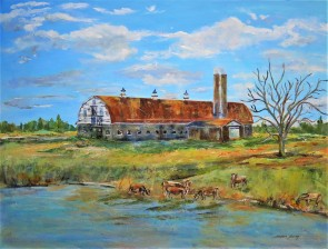 The Old Dairy on Evergreen Mill